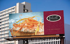 "HP Blue Back Billboard Paper 63"" x 262'"