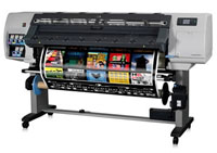 HP Designjet L25500 Latex Ink Printer (60-inch)