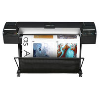 HP Designjet Z5200 Pigment Ink PostScript Printer (44-inch)