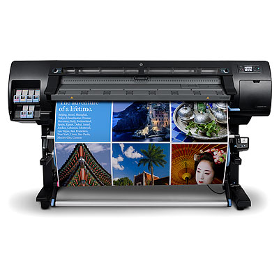 HP Designjet L26500 Latex Ink Printer (61-inch)