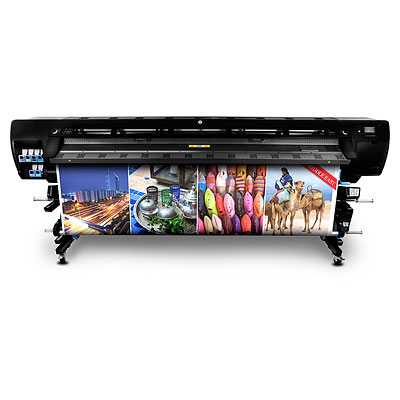 HP Designjet L28500 Latex Ink Printer (104-inch)