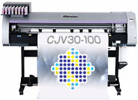 Mimaki CJV30-100 Printer Cutter (40-inch)