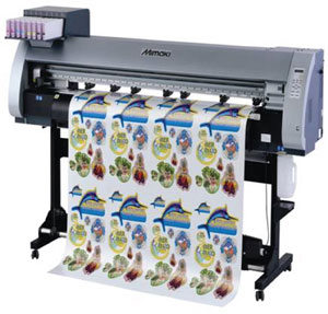Mimaki CJV30 Series Printer Cutters