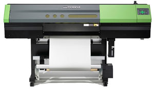 Roland VersaUV LEC-330 30-inch UV Printer/Cutter
