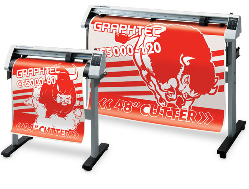 Graphtec CE5000 Series Cutting Plotters
