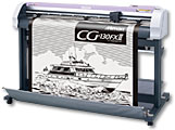 Mimaki CG-130FXII Cutting Plotter (54-inch)