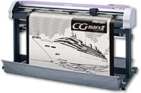 Mimaki CG-160FXII Cutting Plotter (63-inch)
