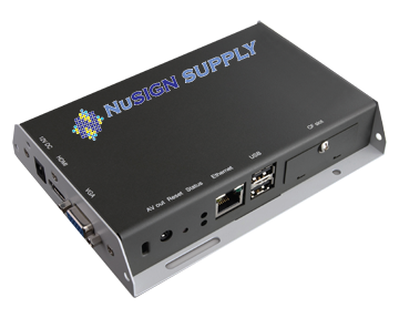 NDS-330 Digital Signage Player