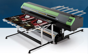 Roland VersaUV LEJ-640 64-inch Hybrid UV-LED Flatbed Printer