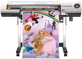 Roland VersaCAMM SP-300i 30-inch Printer/Cutter